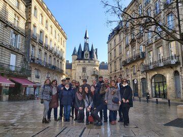 ¡Free Tour a pie esencial por la Unesco de Burdeos!