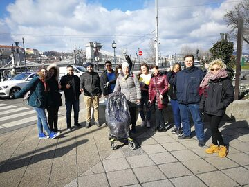 Viaje a través de la historia en Budapest: free tour por Pest