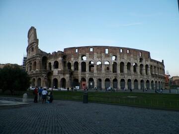 Freier Abendspaziergang in der Geschichte Roms