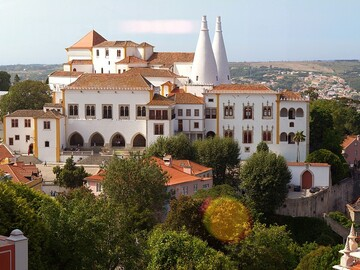 Essential free tour of Sintra