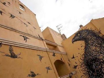 Free Tour Street Art Málaga: Soho y Lagunillas