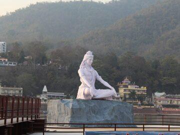 Tour a piedi gratuito di Rishikesh