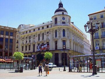 Visita gratuita della Madrid letteraria