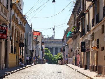 San Telmo storica