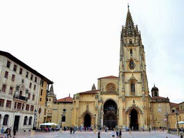 GuruWalk in the Historic Center of Oviedo