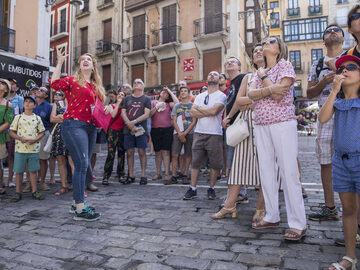 Pamplona, History and Curiosities - Free Walking Tour