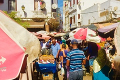Free Tour Discovering Life and Walking Inside Old Medina