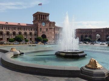 Free walking tour del centro storico di Yerevan