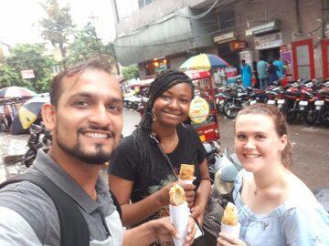 New Delhi Street Food Tour
