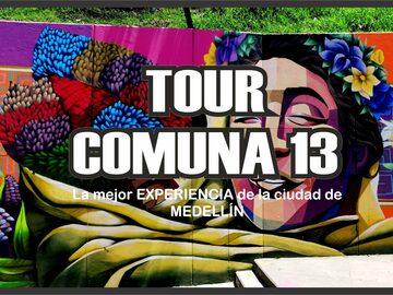Free walking tour di Comuna 13