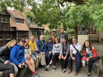 Highlights di Bruges: tour a piedi gratuito di storia e patrim...
