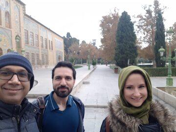 Rundgang durch das Herz von Teheran