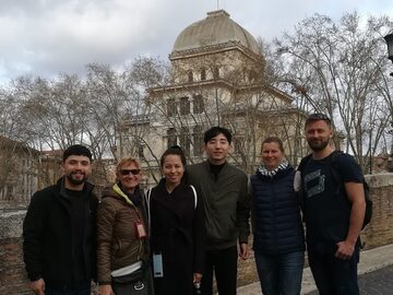 Free walking tour - Jewish Rome: Trastevere, Isola Tiberina and the Ghetto