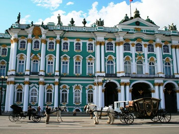 Free Tour por San Petersburgo y sus alrededores