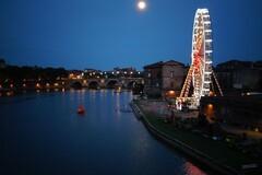 Toulouse nocturna entre dos aguas: Del Canal du Midi al rio Garona