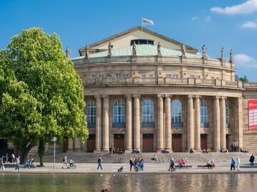 Free tour a pie por Stuttgart