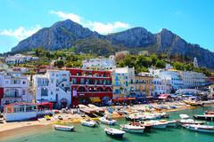 Essential Free Tour of Capri with a Caprese