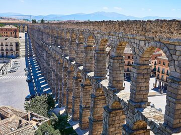 Free tour Casco Antiguo de Segovia