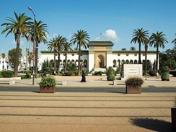 Free walking tour nella magica Casablanca