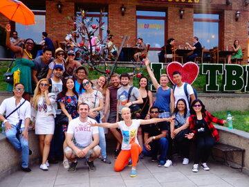 Tour a piedi gratuito di Tbilisi - Tbilisi Hack