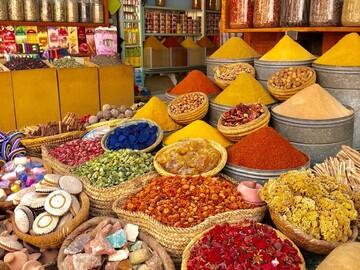 Shopping Tours en la parte antigua de Marrakech - Zoco