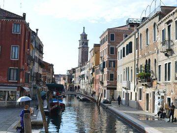 Entdecken Sie Venedig mit einem Freund
