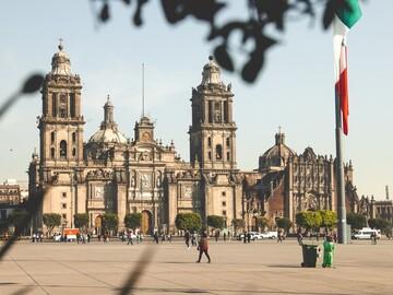 Free walking tour di storia e cibo del centro storico di Città del Messico
