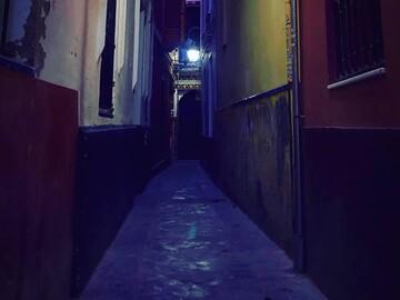 Night Jewish Quarter