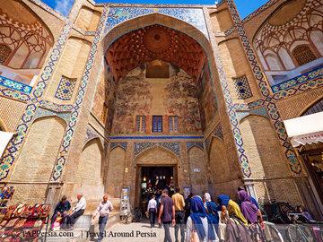 Tour a piedi gratuito di Isfahan | Isfahan nella dinastia Seljuk