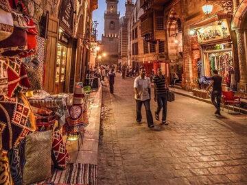 Khan El Khalili And Moaz Street Walking Tour Cairo