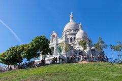 Encanto Montmartre, un auténtico pueblo en el corazón de París.