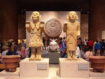 Free walking tour del Museo Nazionale di Antropologia a Città del Messico