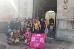 Kostenlose Wanderung Mérida - Estación México