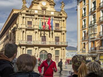 Pamplona Free Walking Tour