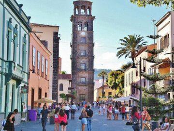 Discover the most colonial La Laguna