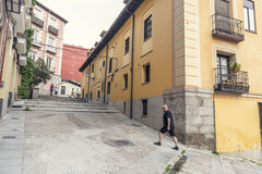 Entdecken Sie Madrid durch seine Straßen neu
