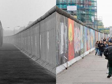 Free Tour: Le due facce del Muro