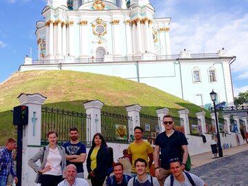Tour del centro di Kiev
