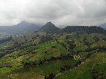 Volcano and Nature Around Manizales - Tour a piedi gratuito