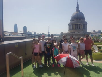 Total London in 6 Stunden - Wechsel der Wache - Panoramablick!
