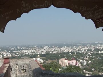 Un paseo por la ciudad de Pune con un Punekar
