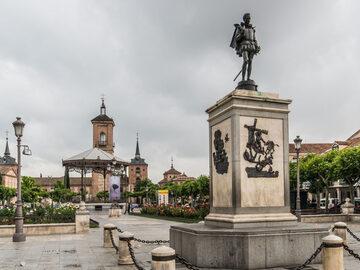 Alcalá de Henares monumentale