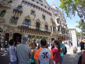 Free Tour de Gaudí y el Modernismo (Barcelona)