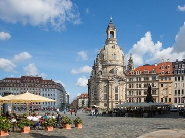 Legends and secrets through the soul of Dresden