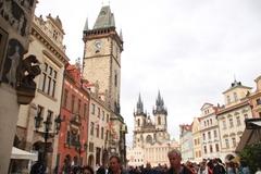 Zeitreise durch Prag - die Einzige auf Deutsch