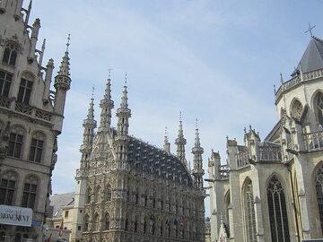 Tour discovering Leuven