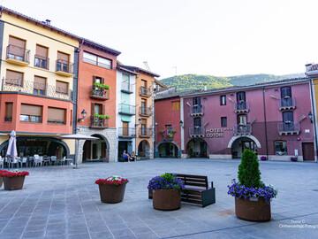 Free Tour Historic Center of El Pont de Suert