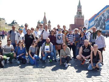 Free Tour por el Centro de Moscú en Español