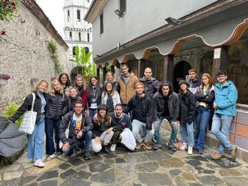 Free walking tour della città vecchia di Plovdiv