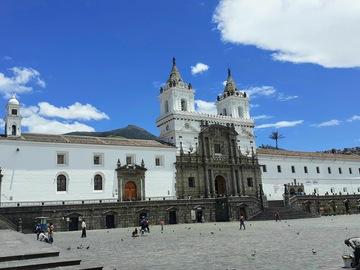 Free Tour las 7 Iglesias del Centro Histórico de Quito